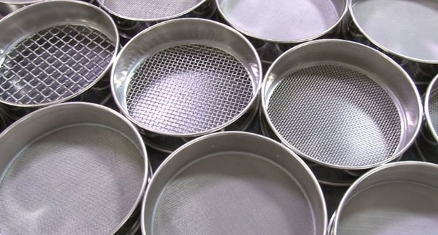 Standard Sieve for Sieve Analysis of Coarse Aggregates