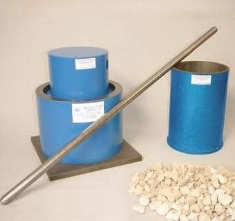 Crushing Strength Test on Aggregates