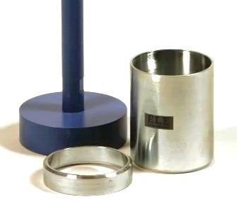 Dry Density Test on Soil - Core Cutter Method
