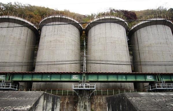 Power Plant Surge Tank