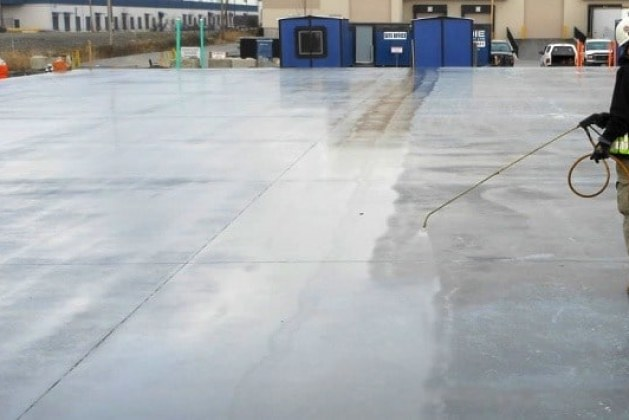 Methods of Curing Concrete Structures and their Comparisons