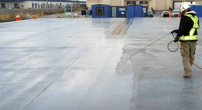 Concrete Curing Compound Uses
