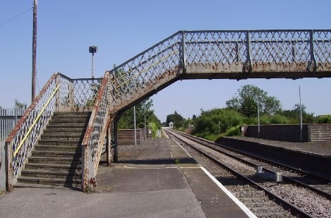Types of Bridges based on Function - Foot Bridge