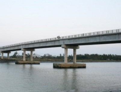 R.C.C Bridge