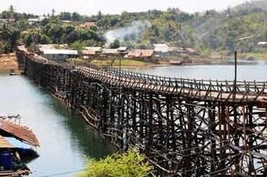Types of Bridges based on Utility - Temporary Bridge