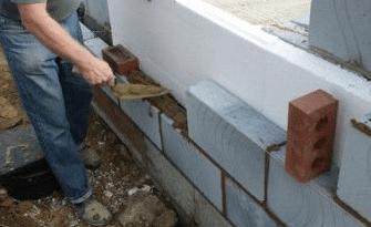 Construction of Cavity Walls