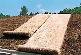 Control of Soil Erosion using Geosynthetics