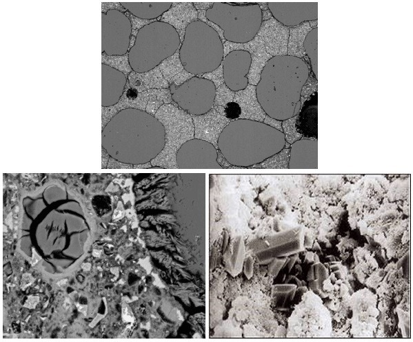 Microscopical Examination of Sulphate Attack