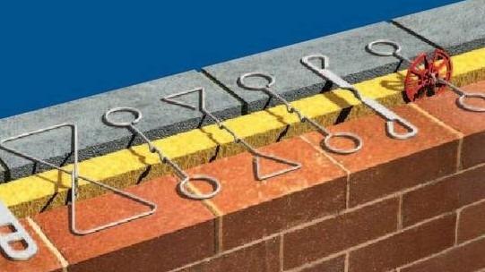 Spacing of Walls