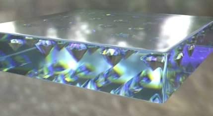 Chromatic Glass