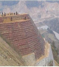 Geogrid Retaining Wall