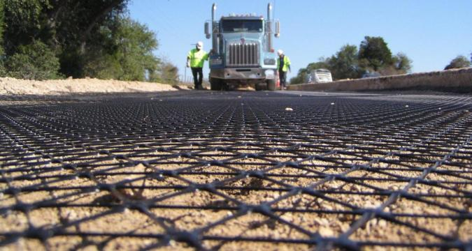 Geogrids - Types, Functions, Applications and Advantages