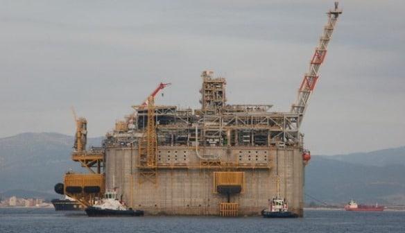 Moving Concrete Isola Di Porto Levante LNG Terminal to its Current Position Offshore of Rovigo –Italy