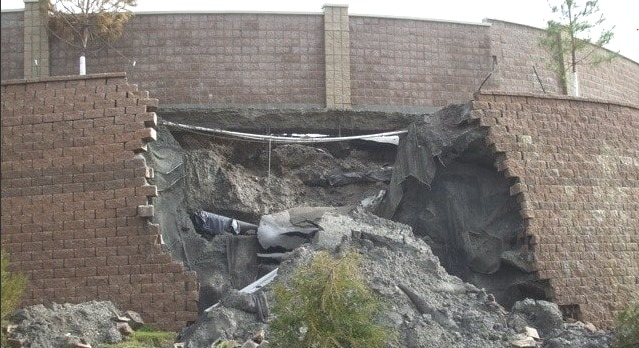 Measures to Prevent Retaining Wall Distress and Failures