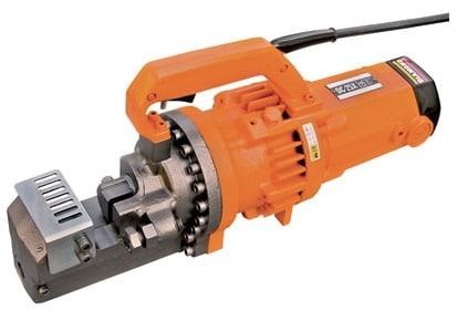 Electric or Hydraulic Rebar Cutting Equipment