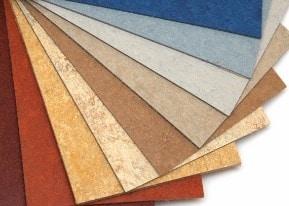 Linoleum Flooring Sheets for Resilient Flooring