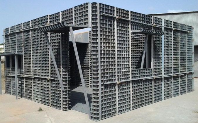 Plastic Formworks for Concrete Construction - Applications and Advantage