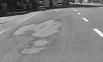 Semi-Dense Bituminous Concrete Highways with Shallow Potholes