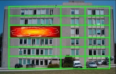 Compartmentation of Building to Prevent the Spread of Fire
