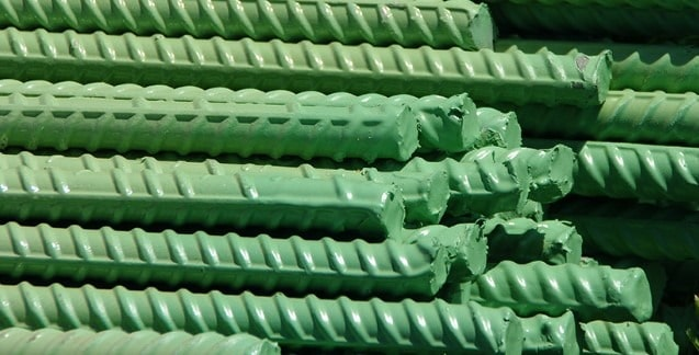 Epoxy Coated Steel Bars for Masonry Structures