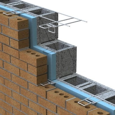 Reinforcement and Accessory Metals Employed in Masonry Wall