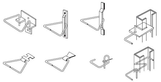 Types of Connectors Used in Masonry Structure