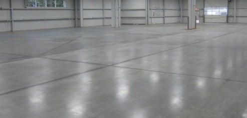 Types of Flooring Materials - Cement Concrete Flooring