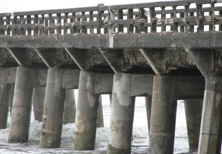 Structural Deterioration in Marine Environment