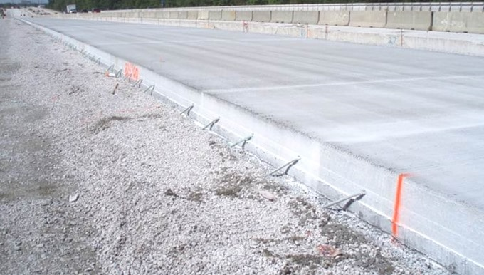 Types of Concrete Pavements -Construction Details and Applications