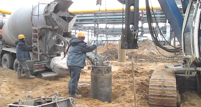 Cased Cast-in-Situ Concrete Piles -Types, Uses and Advantages