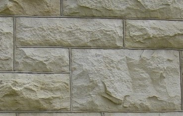 Quarry Faced Finish for Stones