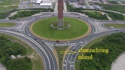 channelizing-islands