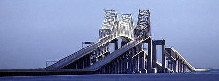 Collapse of the Old Sunshine Skyway Bridge