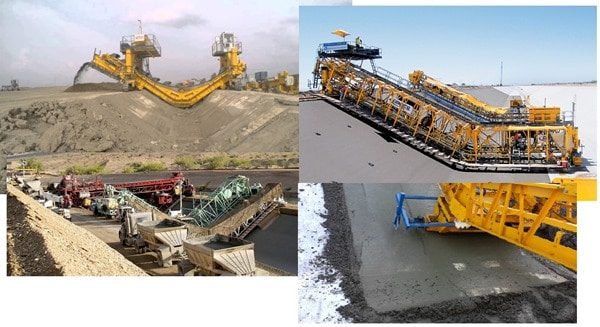 Canal Construction Machines