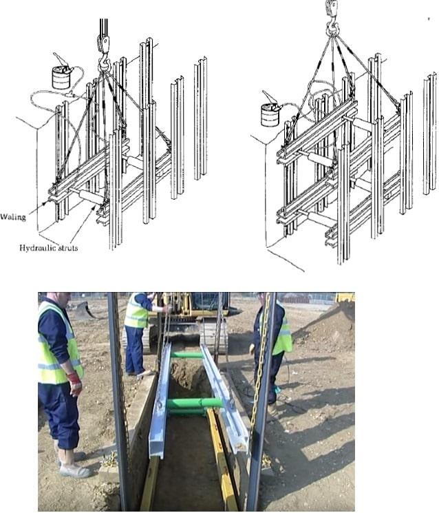 Install roller frames