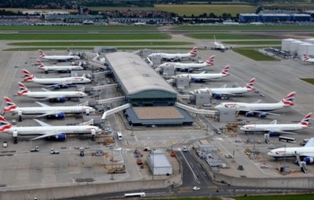 Airport Apron