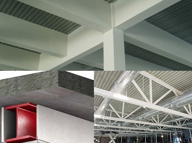 Fire Protection Systems for Steel Structure