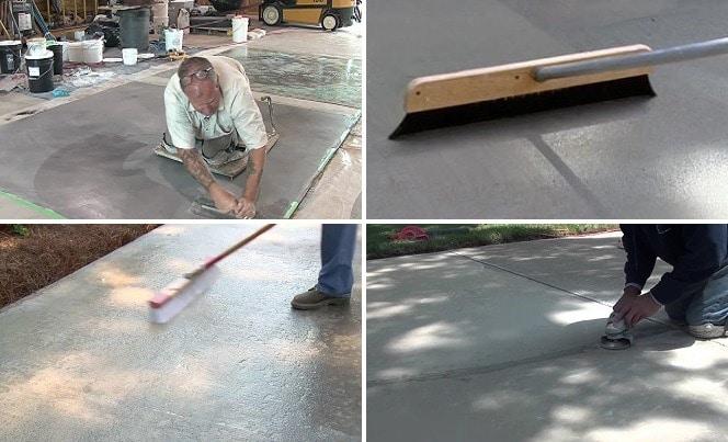 Concrete Resurfacing - Repair of Concrete Floor or Pavement Surfaces