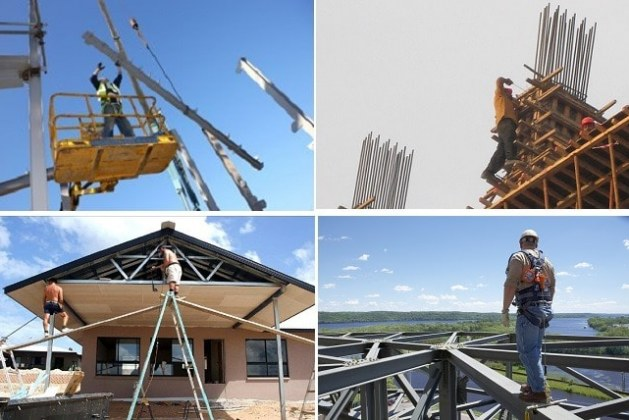Working at Heights in Construction – Regulation and Precautions