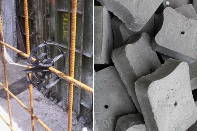 Practical Methods of Providing Concrete Cover to Reinforcement