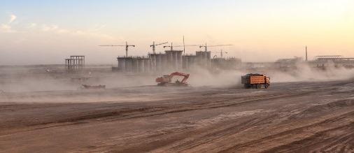 Remote Construction Site