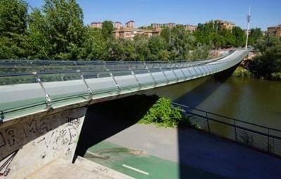 Simple bridge shape