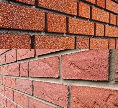 Appearances of Brick Masonry Construction