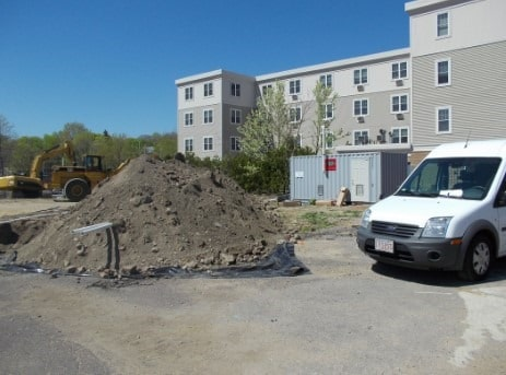 In-Situ Soil Treatment at Brownfield Land