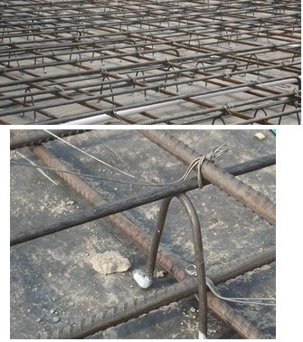Wire Chairs for Concrete Construction