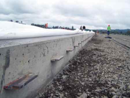 Plate Dowels used in Construction Joint