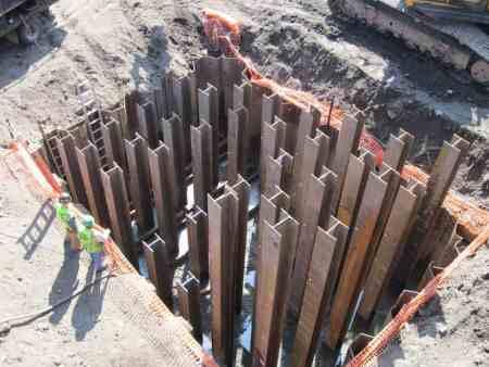 Steel Piles