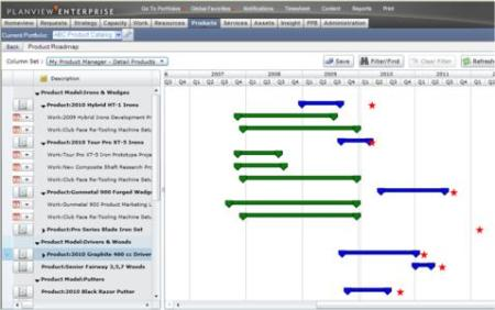 User interface of Field wire software.