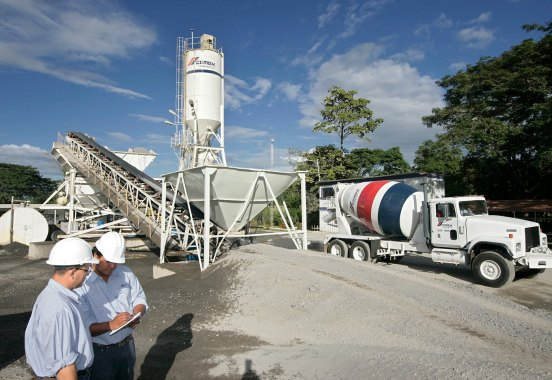 Concrete-Production companies in USA