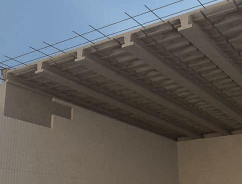 Solid Lightweight Concrete Floor System